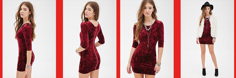 Yılbaşı Gecesine Özel Elbise Modelleri